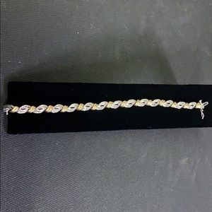 10k Tennis Bracelet